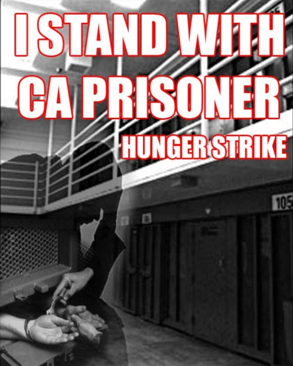 I-stand-with-CA-prisoner-hunger-strike